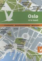 Dominicus stad-in-kaart - Oslo in kaart