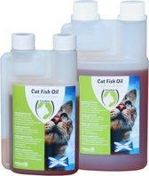 Cat Fish Oil - Original Salmon 1x 500 ML