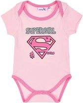 Superbaby-Babyromper-roze-maat-92