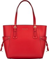 Michael Kors Voyager Dames Shopper - Rood