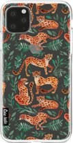 Casetastic Smartphone Hoesje Softcover Apple iPhone 11 Pro Max - Cheetah Life