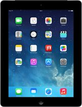 Apple iPad 4 Retina - Zwart/Grijs- 4G - 16GB - Tablet