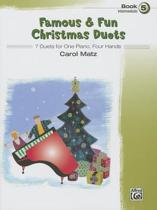 Famous & Fun Christmas Duets, Bk 5