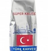 Turkse gemalen koffie 250 g