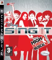 Disney: Sing It High School Musical