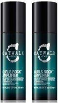 Tigi Catwalk Curlesque Curls Rock Amplifier 2 Stuks