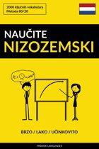 Naučite Nizozemski - Brzo / Lako / Učinkovito