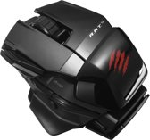 Madcatz Mobile Office R.A.T. M  Wireless Gaming Muis - Glans Zwart (PC)