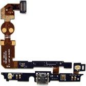 Let op type!! USB-poort Connector Flex kabel & microfoon opladen Flex kabel voor LG lucide 2 / VS870