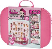 Afbeelding van L.O.L. Surprise Fashion Show Carrying Case - Roze Draagkoffer speelgoed