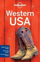 Omslag van 'Lonely Planet Western USA'