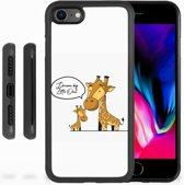 iPhone 8 Backcover Giraffe