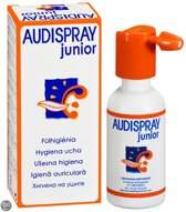 Audispray Junior  - 25 ml - Oordruppels - 1 stuk