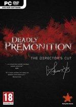 Deadly Premonition - Directors Cut /PC - Windows