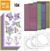 Dot and Do 104 - Vlinders