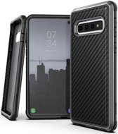Other X-Doria Defense Lux for Samsung Galaxy S10 Plus - Black Carbon Fiber