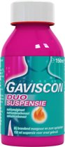 Gaviscon duo suspensie 150 ml