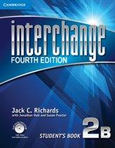Interchange 2Bstudent's book + self-study dvd-rom