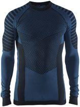 Craft Active Intensity Cn Ls Sportshirt Heren - Black/Granite
