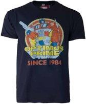 Transformers Shirt – Optimus Prime maat M