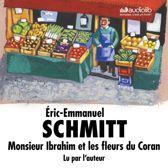 Boekomslag van 'Monsieur Ibrahim et les fleurs du Coran'