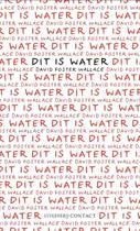 Dit is water