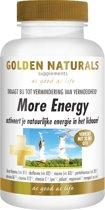 Golden Naturals More Energy (90 vegetarische tabletten)