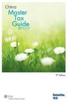 China Master Tax Guide 2011/12