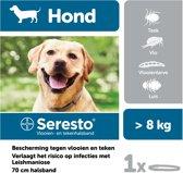 Seresto Vlooien En Tekenband - Grote Hond