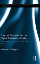 Faces of Discrimination in Higher Education in India