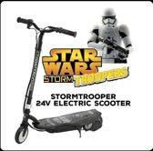 Afbeelding van Star Wars Stormtrooper elektrische step 24v Electric Scooter speelgoed