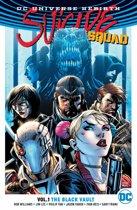 Suicide Squad Vol. 1 The Black Vault (Rebirth)