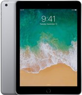 Apple iPad 9.7 (2017) - 128GB - WiFi + Cellular (4G) - Spacegrijs