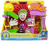 Fisher-Price Imaginext The Joker Laff Factory DC Super Friends Batman