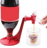 Frisdrank dispenser / tap - Handig drinken inschenken - drankendispenser / drankdispenser met kraan - Thuistap voor cola / sinas en drank - Universeel