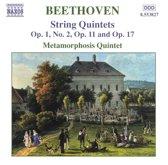 Beethoven:String Quintet Vol.1