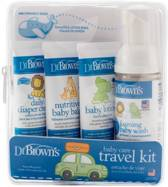 Dr. Brown baby care travel kit
