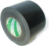 Nichiban   -  duct tape    -  100 mm x 50 m   -  Zwart