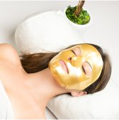 24K Gold Collagen Facial Mask|anti aging|huidverzorging|antirimpel|gezichtsmasker|