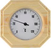 Saunia - sauna thermometer - pijnboomhout