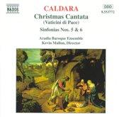 Caldara: Christmas Cantata, etc / Mallon, Aradia Baroque