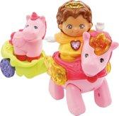 VTech Vrolijke Vriendjes Magisch Koninkrijk Prinses & Eenhoorn & Baby - Speelfiguren