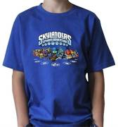 Merchandising SKYLANDERS - T-Shirt Kids (7/8 Year)