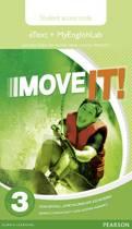 Move It! 3 eText & MEL Students' Access Card