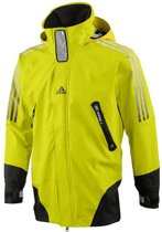Adidas Sailing Regatta Professional GORE-TEX  Short Jacket (BS) - Lime Groen - XL - Unisex
