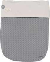 Koeka babydekje Antwerp (Maxi cosi) - Steel grey/pebble