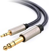 UGREEN 3.5mm Male naar 6.35mm Male Jack Audio Kabel - 2 Meter