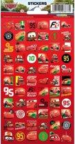 Disney stickervel Cars mini stickers 66 stuks