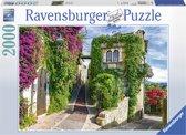 Ravensburger puzzel Franse idylle - legpuzzel - 2000 stukjes