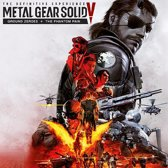 Sony Metal Gear Solid V: The Definitive Experience, PS4 video-game PlayStation 4